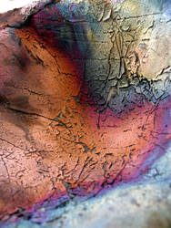 Cup of Colours - detail i by Hivemind-Inc