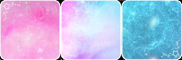 Galaxy - Deco Divider by bunnyAesthetics