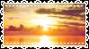 Sunset - Stamp by bunnyAesthetics