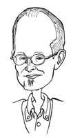 Bobby Phillips cartoon by monstara