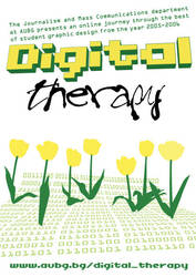 Digital Therapy by monstara
