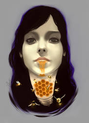 retrato by aplastalimon