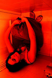 claustrophobia as her nest by PeriplanwmenosSkylos