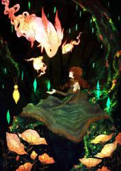 Glass Forest by Toonikun