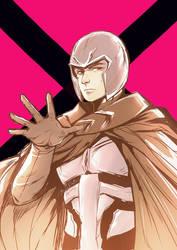 Magneto by Toonikun