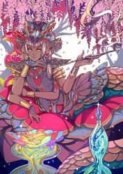 Naga by Toonikun