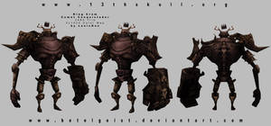 King Crom-Comet Conquistador by Beezul