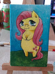 Fluttershy by TinyCuteThings