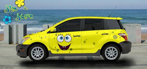 Spongecar by PupsiMac