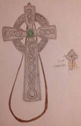 EC Items - Iron Crucifix by TomboyJessie13