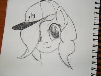my draw'n like it? :D by DASHINGRAINBOWS123