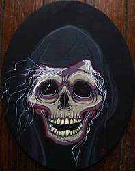 Witch by grimcinder