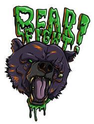 Bear Fight by grimcinder