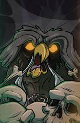 Secret of NIMH: The Great Owl by grimcinder
