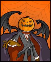 Return of the Halloween King by grimcinder