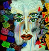 Static noise by Sarmistha-Talukdar