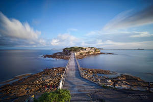 Ghosts of Bare Island by FireflyPhotosAust