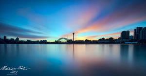 Sydney Sunrise by FireflyPhotosAust