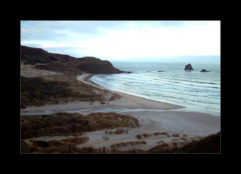 Sandfly Bay by misterwight