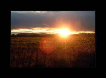 Burning Horizon by misterwight