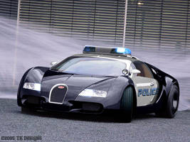Bugatti Veyron Interceptor by TK-Designs