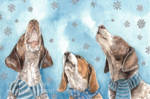 Howling Carols by Pannya