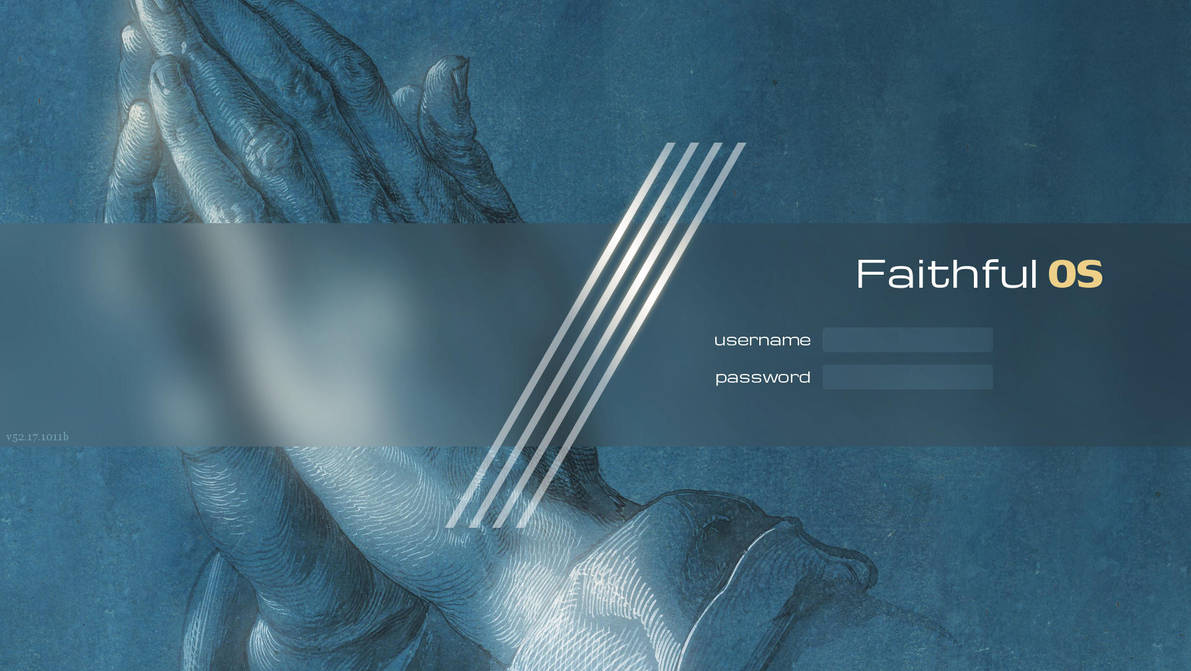 Faithful OS by PhthaloType
