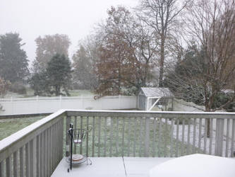 More snow by 4chocolatemew