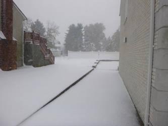 So much snow by 4chocolatemew