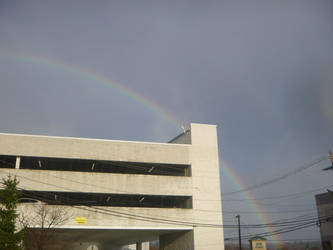 Morning rainbow 2 by 4chocolatemew