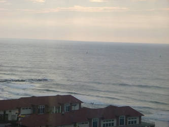 Morning waves by 4chocolatemew
