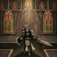 The Emperor's Champion by Mr-retro-Man
