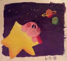 Kirby of the Stars by TheCreatorLynn