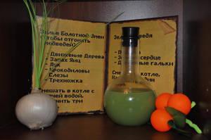 Green Potion from Kyrandia 2 by Almitatam