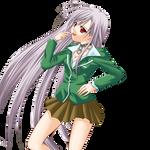Moka Akashiya {Vampire}_-_Render by KikuNakatsukasa