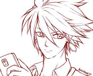 Sketch_Karna by KarraKon