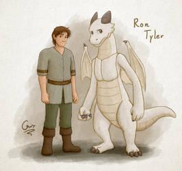 Ron by Gata-flecha