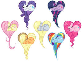 A Hearted Collection by BambooDog
