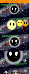 Astronomical Comics Halloween by Edu1806031122
