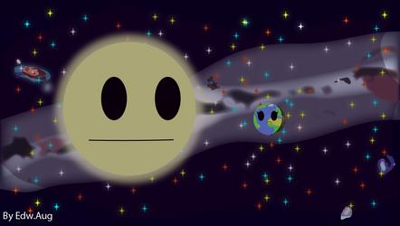 Recent Facts #23 Clouds of Dark Matter by Edu1806031122