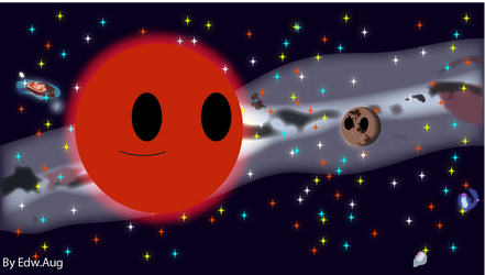 Recent Facts #24 Barnard's Star is Planet! by Edu1806031122