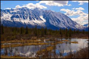 Kluane, Yukon (2005) by Khoshq