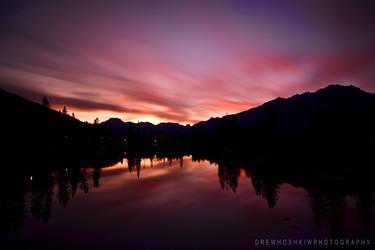 Rocky Mountain Sky by Khoshq