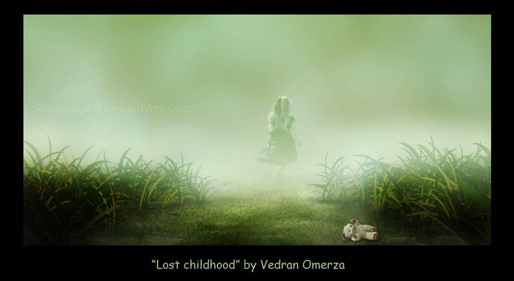 Lost childhood by ShangyneX