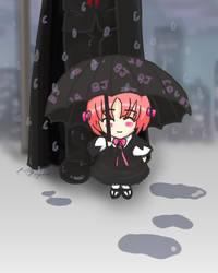 Be My Umbrella by Grand-Guignol