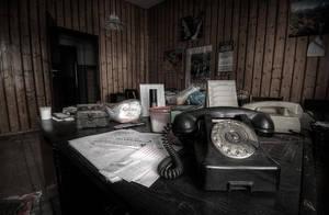 Dead Silence by AbandonedZone