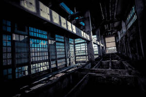 Sulfurid Acid Plant by AbandonedZone