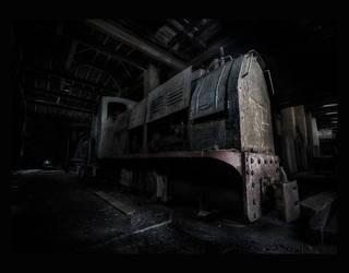 Trans-Siberian Express by AbandonedZone