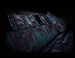 Ghost Train by AbandonedZone