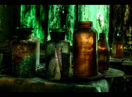 Message in a Bottle by AbandonedZone
